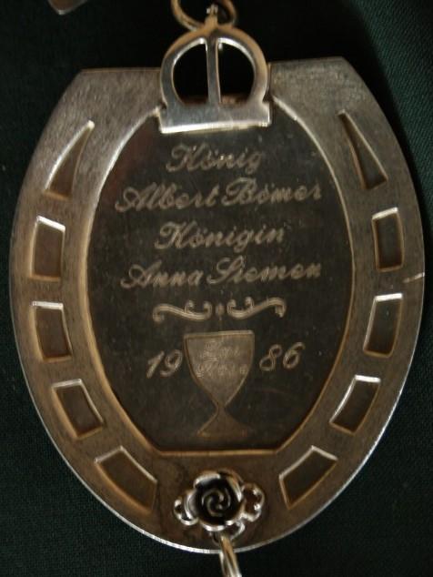 Königsplakette_1986