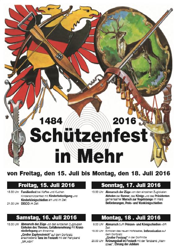 SchützenfestPlakat_2016